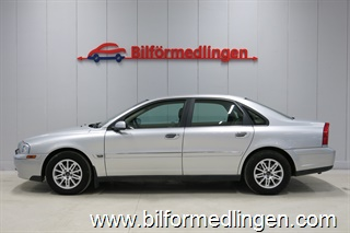 Volvo S80 2.4 140hk Business Drag Skinn 2004