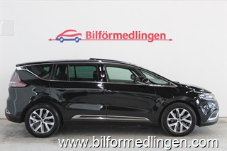 Renault Espace 1.6 dCi 7-Sits Panorama Drag Head Up 2016