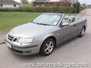 Saab 9-3 1.8t Cabriolet 150hk Linear 2004
