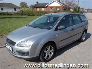 Ford Focus 1.8 Flexifuel Kombi 125hk 2006