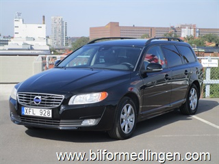 Volvo V70 II 2.0 Bi-fuel 213hk Kinetic, Automat 2014