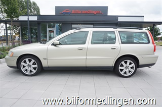 Volvo V70 2.5T 210hk Aut Kinetic 2006
