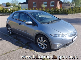 Honda Civic 1.8 5dr 140hk 2006