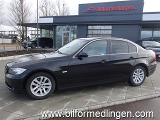 BMW 325 i Sedan, E90 218hk Aut Advantage 2006