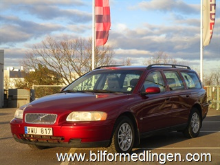 Volvo V70 2.4 170hk Business Automat 2006