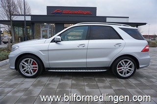Mercedes-Benz ML L 63 AG Performance Package 558hk AMG Aut Navi Panorama Skinn mm.. 2013