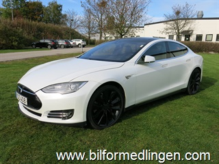 Tesla Model S P85D 770hk Performance Insane+ Autopilot Skinn Navi
