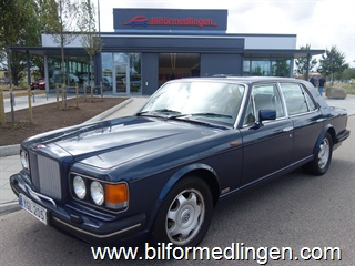 Bentley Turbo R V8 6.8 Sedan  320hk Högerstyrd 1995