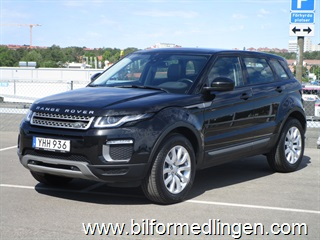 Land Rover Range Rover Evoque 2.0 TD4 AWD 5dr 180hk SE, Automat, Leasbar
