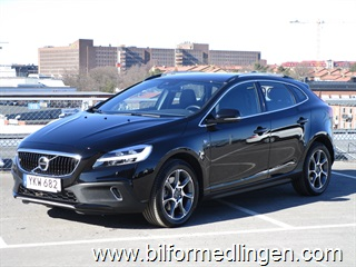 Volvo V40 Cross Country Ocean Race D2 Navi Skinn
