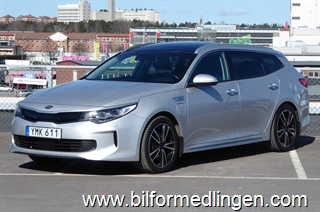 Kia Optima 2.0 GDi Plug-in Pluspaket 2 Panorama 2018