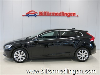Volvo V40 T3 Aut. Summum Inscription Skinn 1 ägare VOC m.m 2018
