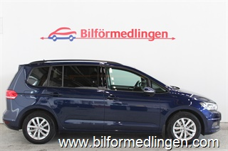Volkswagen Touran 1.2 TSI 7-Sits Drag Carplay SoV Däck