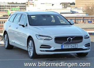 Volvo V90 D3 Inscription 2018