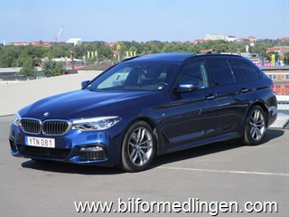 BMW 530 d xDrive Touring, G31 M Sport Panorama 2018