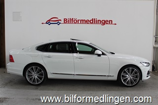 Volvo S90 T8 AWD 407Hk Inscription Pro Twin Engine 2018