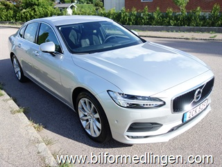 Volvo S90 D4 AWD 190hk Edition Aut Euro6 Volvo on call Navigator 2018