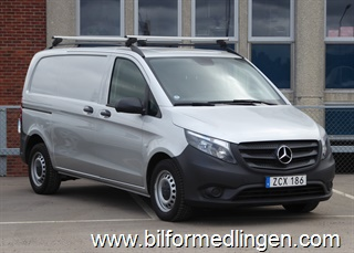 Mercedes-Benz Vito 111 CDI Värmare Leasbar Backkamera 2018