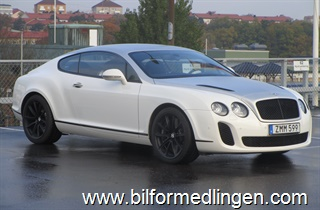 Bentley Continental GT Supersports 4WD 2010