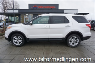Ford Explorer 3.5 V6 4WD Aut Limited, Sync 2 Skinn 7 Sits 2012