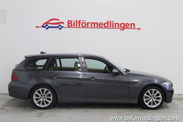 BMW 320 d Touring 163Hk Aut Advantage Comfort 2007
