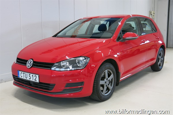 235277 Volkswagen Golf