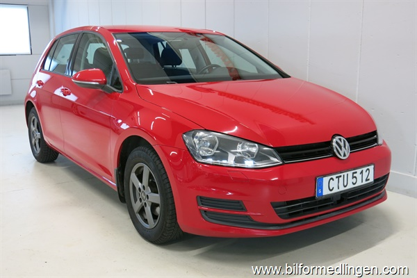 235287 Volkswagen Golf