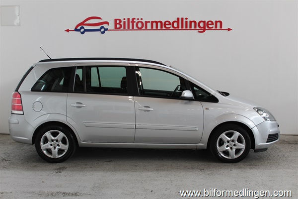 Opel Zafira 1.8 140hk 7-Sits Enjoy Drag 2007