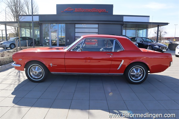 Ford Mustang GT Hardtop 1965