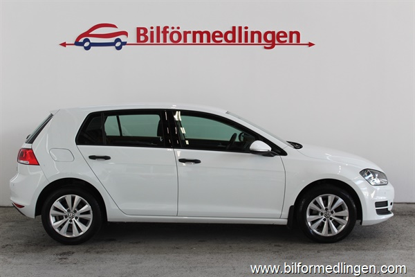 Volkswagen Golf VII 1.6 TDI BlueMotion 4Motion 105Hk Vinter 2015