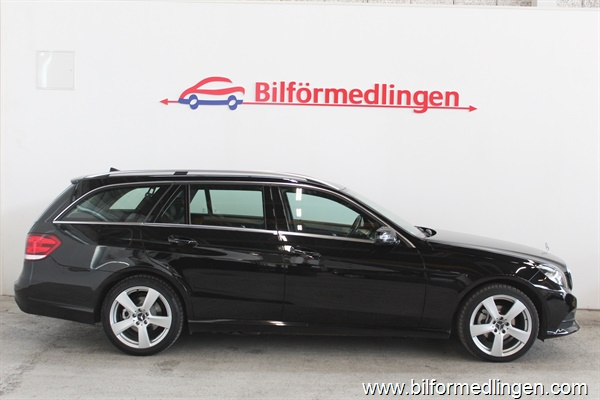 Mercedes-Benz E 200 CDI Kombi S212 136hk Thermatic, Easy-Pack 2014