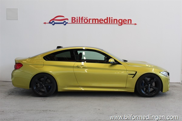 BMW M4 Coupé 431Hk Navigation Connected Drive 2015