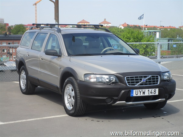 Volvo XC70 2.5T 210hk Business Automat 2004