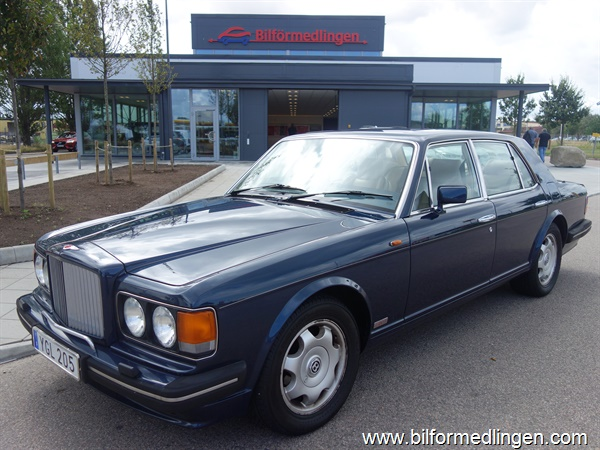 Bentley Turbo R TURBO R 6.8 Sedan V8 320hk Högerstyrd 1995